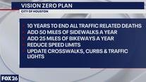 Vision Zero, improving Houston's mobility