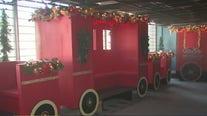 'Winter Wonderland' holiday-themed pop-up