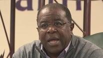 Houston pastor demanding action on rise in crime