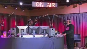 91.7 NGEN radio host DJ Marcus Sullivan serves up motivation in addition to music