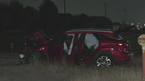 Police: 1 dead, 2 injured in crash with teen driver who took mother's SUV