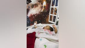 Babies in Texas Children's Hospital NICU get festive in holiday photos