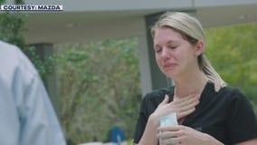 Houston-area nurse recognized as 'Mazda Hero'