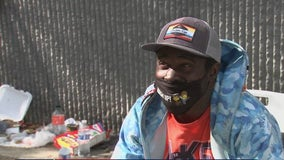 Houston's homeless get handwashing stations amid pandemic
