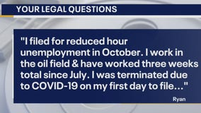 Your Legal Questions: Unemployment filing problems during COVID-19