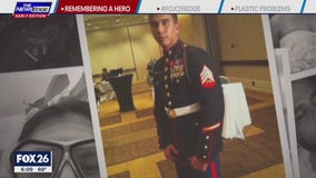 Iraqi War hero laid to rest in Houston