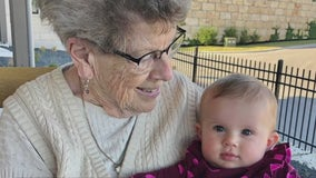 New COVID-19 treatment saves local great-grandmother just in time for Christmas