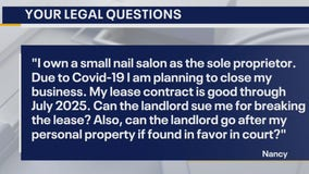 Your Legal Questions: Dropping your commercial lease, felony case discoveries