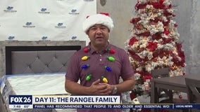 12 Days of Christmas - Day 11 The Rangel family
