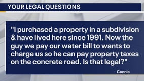 Your Legal Questions: COVID-19 time off, property taxes