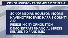 Houston city leaders approve $30 million in pandemic aid for residents