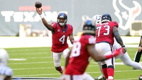 Texans fall to the Indianapolis Colts, 26-20 | Texans now 4-8