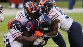 Houston Texans lose to Chicago Bears 36-7, for ninth loss of the season