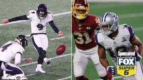 Play Super 6 on NFL Tuesday Night Football