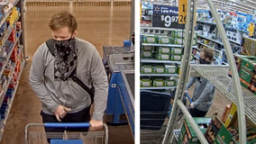 Montgomery Co. deputies searching for suspect wanted for Walmart robbery