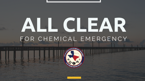Shelter in place lifted for the city of La Porte after chemical concerns