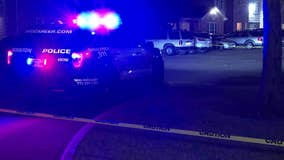 Male fatally shot in parking lot of townhomes in southeast Houston