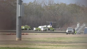Aircraft bound for Houston diverted to Louisiana after report of possible explosives on board