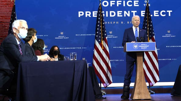 Biden unveils economic team at critical moment for recovery