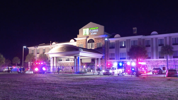 Cy-Fair Fire evacuates Holiday Inn after fire breaks out in hotel room
