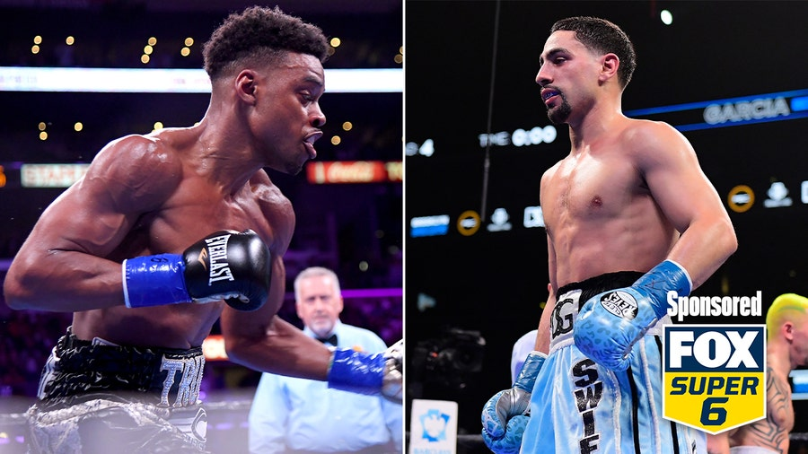 Win with Super 6 on Spence Jr./Garcia fight