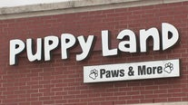 Customers angry after they claim pet store in Stafford sold them sick dogs
