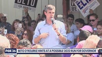 O'Rourke hints at possible 2022 run