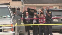 Witnesses react to officer-involved shooting in North Houston