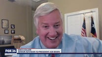 Mike Collier talks about President Biden