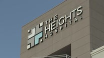 Medical staff locked out of Heights Hospital