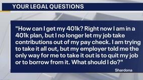 Your Legal Questions: Noisy neighbors; warranty company; 401k