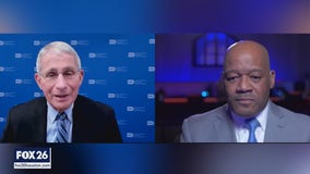 Houston-area pastor interviews Dr. Fauci to ease concerns about the COVID-19 Vaccine in the Black community