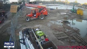 Houston-area construction site hit twice by thieves