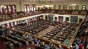 Texas 87th Legislature Day 1 House of Representatives