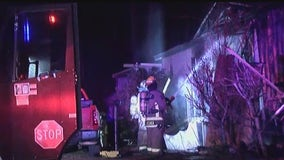 Man dies after house fire in north Montgomery County