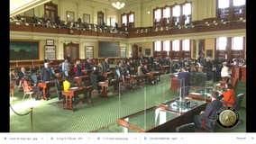 Day 1 Texas Legislature - Senate