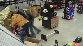 Bike shop smash-and-grab heists have store owners working to stop thieves