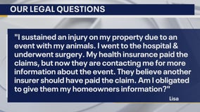 Your Legal Questions: Affidavit of heirship; insurance claim; payoff request