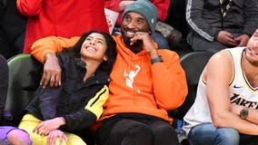Kobe Bryant and daughter Gianna shared love of basketball and skills on the court