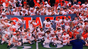 Katy High School football wins ninth State Championship in school history