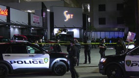 Mother killed, 3 deputies shot in Midtown nightclub parking lot; suspect charged