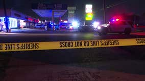 FBCSO: Man, 22, fatally shot in exchange of gunfire outside convenience store