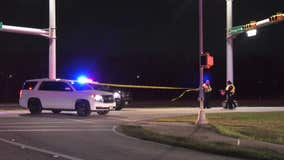 Person dies after apparently being struck by vehicle in La Porte