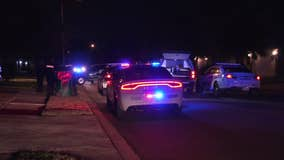 Man dies after he was shot in pickup truck in north Harris County