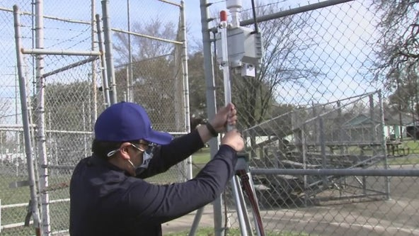 Exclusive: New air pollution sensors installed on Houston's east side