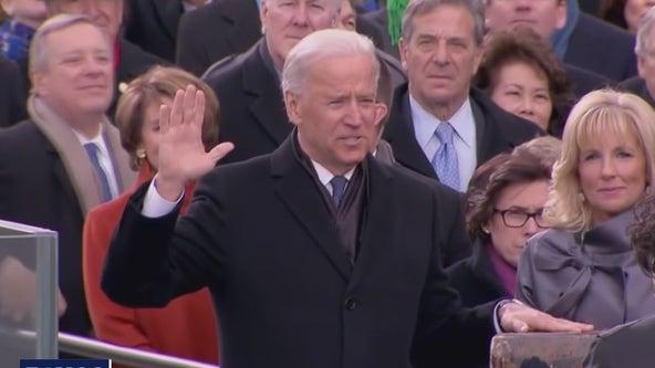 Houston area reacts to presidential inauguration of Joe Biden