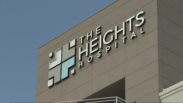 Doctors, medical staff locked out of The Heights Hospital in Houston