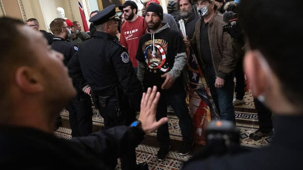 Capitol Police chief, Senate sergeant at arms resign after pro-Trump rioters breach building