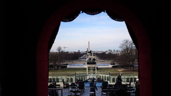 A look back at significant inaugurations throughout U.S. history