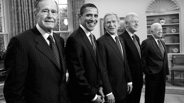 'Good luck and Godspeed': Read letters that outgoing US presidents wrote to their successors